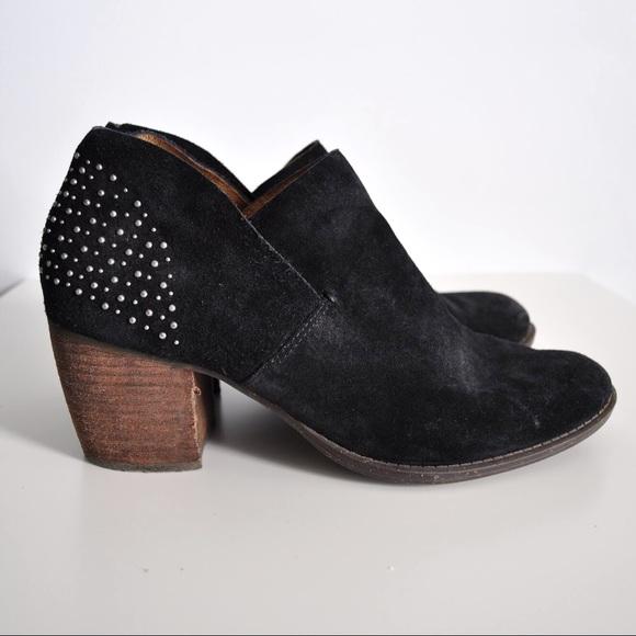Naya Schuhes   Valerie schwarz Suede Stiefel   Stiefel  Poshmark 228433